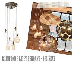 industrial chic lighting. Next Industrial Chic Lighting
