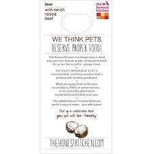 Love  GrainFree Beef Dog Food - Honest kitchen dog food