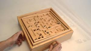 Making Wooden Games Making a Labyrinth Game YouTube 10