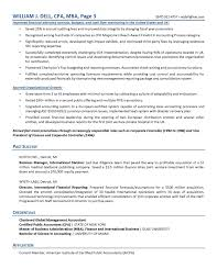 Public Accounting Cover Letter Template