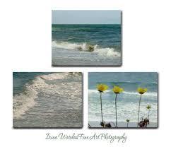 set of three wall art elegant coastal beach wall art set of 3 canvas wraps