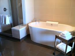 luxury stand up tub bathtub excellent contemporary the best bathroom idea shower for boat faucet