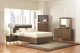 King Size Bedroom Suite Buy Arcadia Industrial 5pc Bedroom Set With King Size Bed By