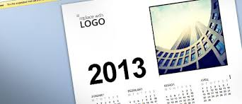Calendar Template For Word Free Business Calendar 2013 Template For Ms Word 2013