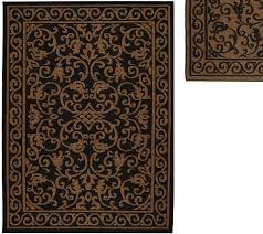 alert famous qvc outdoor rugs veranda living indoor reversible 5 x 7 scroll rug page 1 x 10 outdoor rug g74