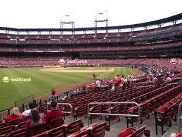 Busch Stadium Seating Universalcity Co