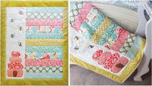 Baby Quilt Patterns & Beginner Baby Quilt Pattern