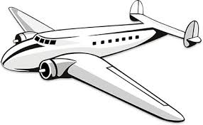 Airplane Clip Art Free Aircraft Gifs Aircraft Animations Airplane Clipart