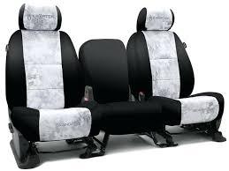 snow camouflage seat covers yeti black seat covers realtree ap snow camo seat covers
