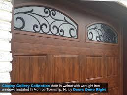 garage doors njDoors Done Right  Garage Doors and Openers  Comparing Woodtone Looks