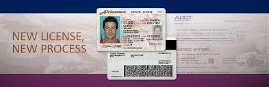 Arizona - Drivers Footework In Permits