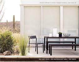 design within reach outdoor furniture. eos rectangular table from design within reach outdoor furniture