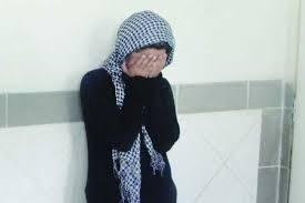 داستان دختر بیچاره که فریب حرفهای پسر شیاد را خورد