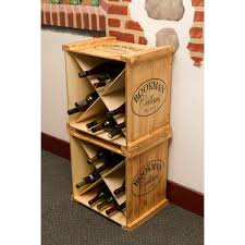 wine crate furniture. Wine Crate Personalized Rack Napa East Country Accents Furniture