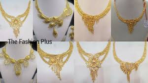 Gold Necklace Designs In 80 Grams With Price Latest Gold Necklace Designs Under 12 To 80 Gram