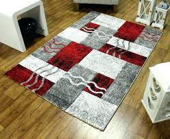 gray and red rug red black gray rug red and gray rugs rug grey red black