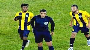 لاعب المقاولون العرب يبصق على حكم مباراة فريقه مع النجم الساحلي (شاهد)