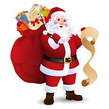 Mikołaj Grafika - św mikołaj, prezenty na mikołaja stockowe ... | Creative  christmas, Christmas illustration, Santa claus