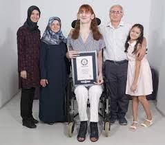 Turkey's Rumeysa Gelgi confirmed as the world's tallest woma...