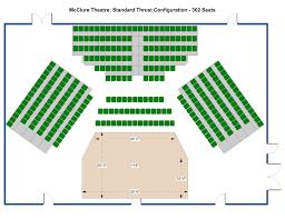 Seat Maps Springer Opera House
