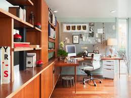 Small Picture 16 Spectacular Mid Century Modern Home Office Designs For A Retro Feel