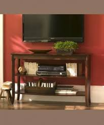Wall mounted tv media storage