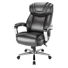 creative of big and tall executive chair realspace axton big tall bonded leather high back chair