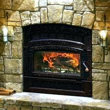 fireplace blowers for wood burning fireplace fireplace inserts with blower astonishing