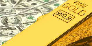 The history of Gold and the US Dollar - FurtherAfrica