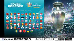 eFootball PES: Neue Kampagne für Euro 2020 angekündigt