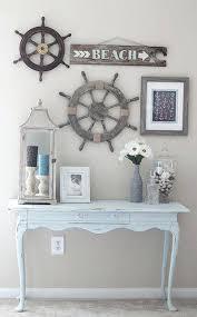 beach theme bedroom decorating ideas nautical seaside beach home wall decor decorative i like the rustic
