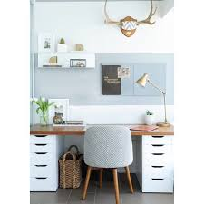 small home office space. perfect office my next home office addicted homeoffice greyandwhite interiordesign  interiordesigner and small home office space