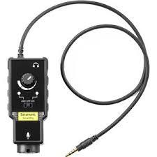 <b>Saramonic SmartRig II</b> XLR Microphone & Guitar Smartphone ...