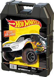 Hot Wheels 48 Car Carry Case (Colors/Styles May Vray)