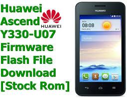 Huawei Ascend Y330-U07 [Stock Rom ...