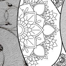 Moon Mandala Design Moon Mandala Design With Wolf Leggings