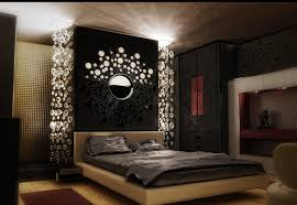 incredible design ideas bedroom recessed. Simple Recessed Luxurious Black Bedroom With An Amazing Design 20 Modern Luxury Beds  Inside Incredible Design Ideas Bedroom Recessed