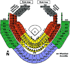 Arizona Stadium Seating Chart Arizona Diamondbacks Baseball Tickets Stadium Seating Chart