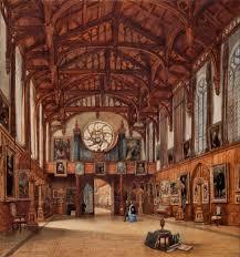 Koning Willem Ii En Koningin Anna Paulowna In De Gotische Zaal 1842