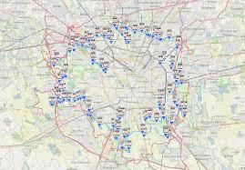 Area B Milano: guida completa, mappa, chi può circolare ...