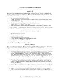 Objective Summary For Resumes Good Summary Fore How To Write Statement Receptionist For A