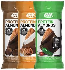 protein in almonds supplement reviews
