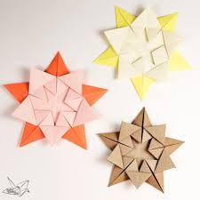 Origami Star Within Tutorial Ali Bahmani Weihnachten
