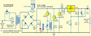 mobile battery charger circuit and working principle elprocus com mobile phone battery charger circuit diagram at Battery Charger Block Diagram