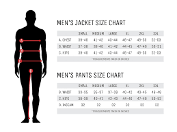 Mens Waist Measurement Chart Mee Chef Sizing Chart Help Mee Chef
