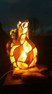 Gourd Lights 1718 Best Gourd Lamps Images On Pinterest Gourds Gourd Lamp And