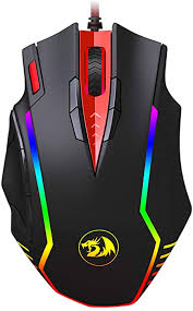 Redragon M902 PC Gaming Mouse with Side Buttons ... - Amazon.com