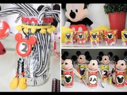 diy mickey mouse clubhouse birthday