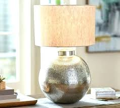 hammered metal table lamp s hammered metal table lamp target