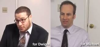 de db63a92e78efd96a4639e8160 the original audition tapes for the office reveal what could have been